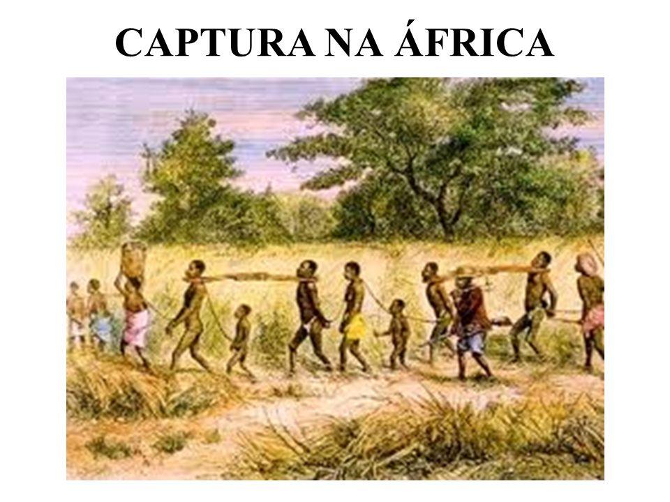CAPTURA NA ÁFRICA