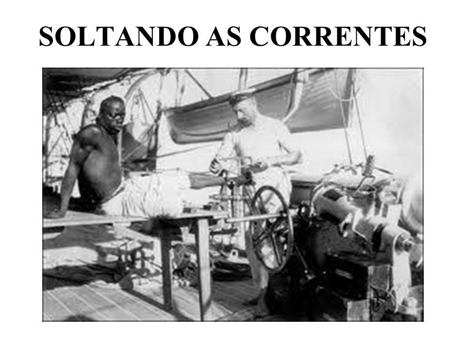 SOLTANDO AS CORRENTES