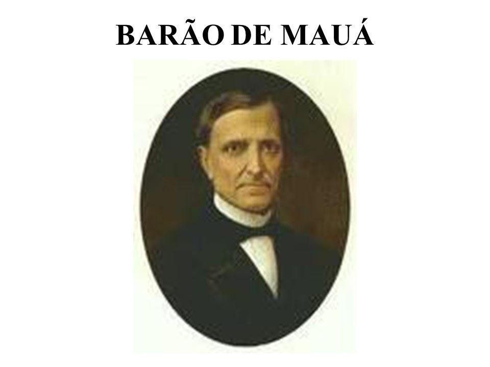 BARÃO DE MAUÁ