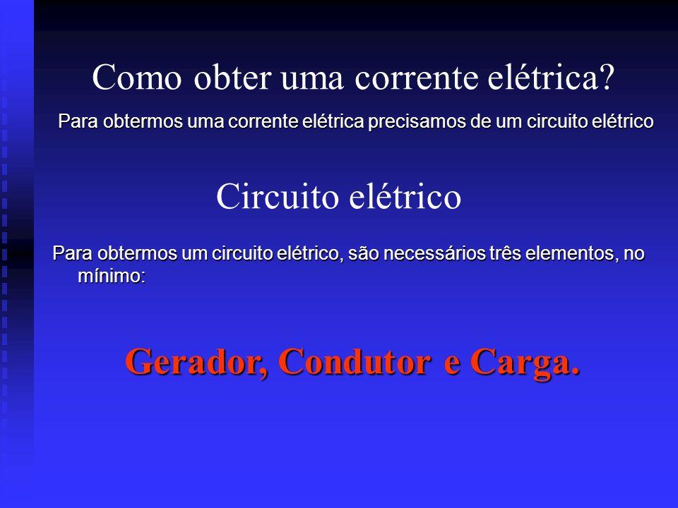 Introdução Quando se estabelece uma diferença de potencial nos extremos do fio condutor, os elétrons livres do fio passam a se deslocar ordenadamente