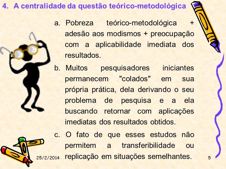 10.Desafios 3.Generalização dos estudos em profundidade de fenômenos microssociais, contextualizados, para o estudo de outros contextos semelhantes.