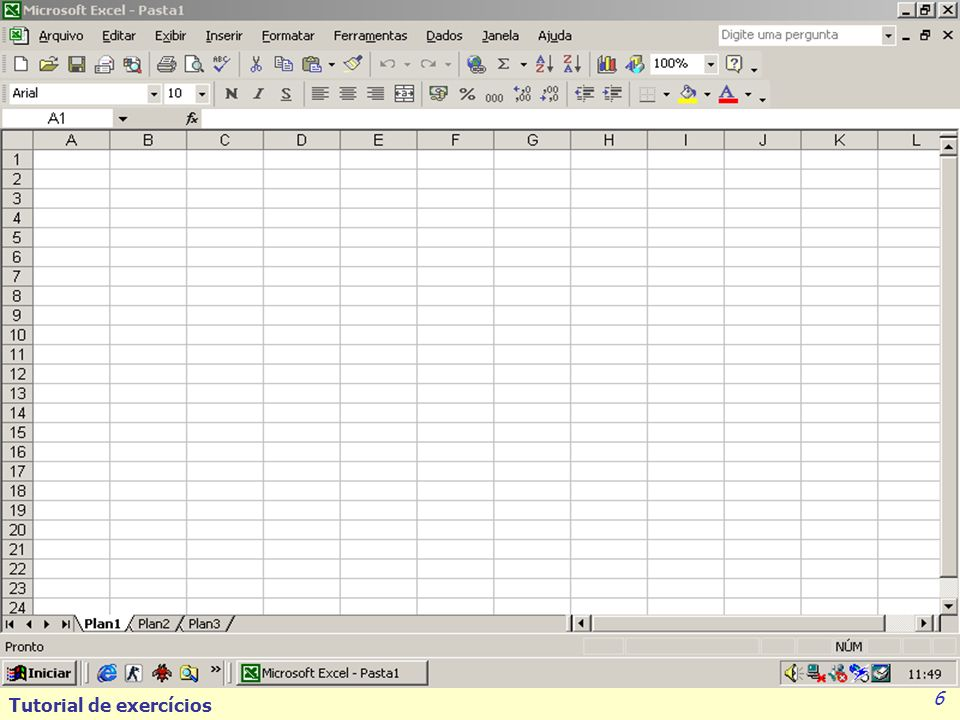 Tutorial de exercícios 27 Uso de Tabelas de Números Aleatórios Empresa deseja selecionar amostra de 20 trabalhadores de horário integral a partir da população de 500 colaboradores nessa situação.