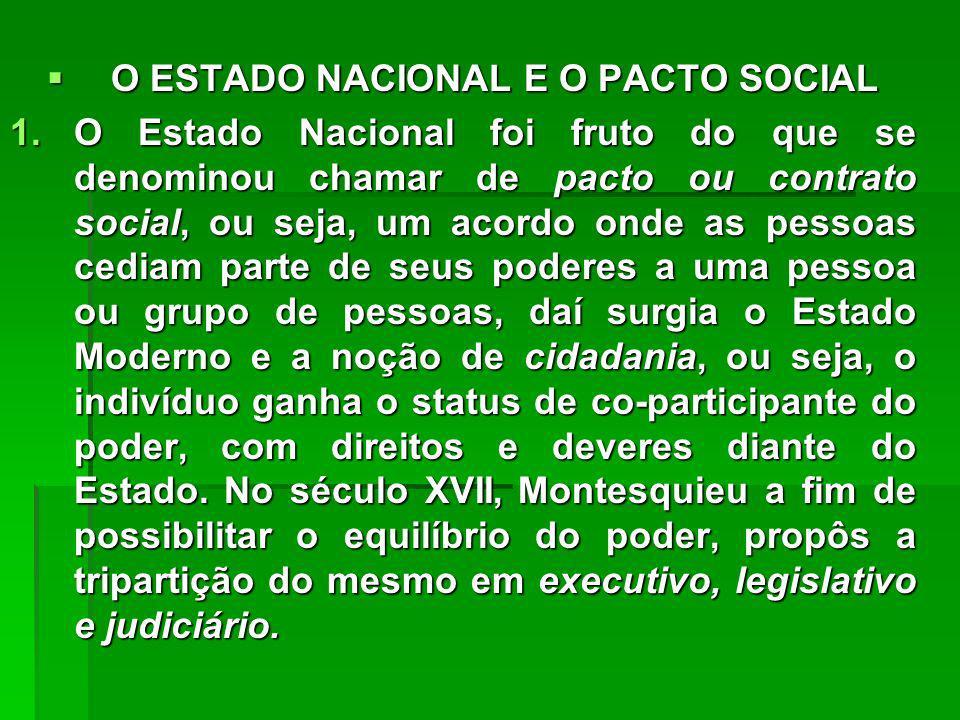 O BRASIL E A HIPERTROFIA DO EXECUTIVO O BRASIL E A HIPERTROFIA DO EXECUTIVO 1.