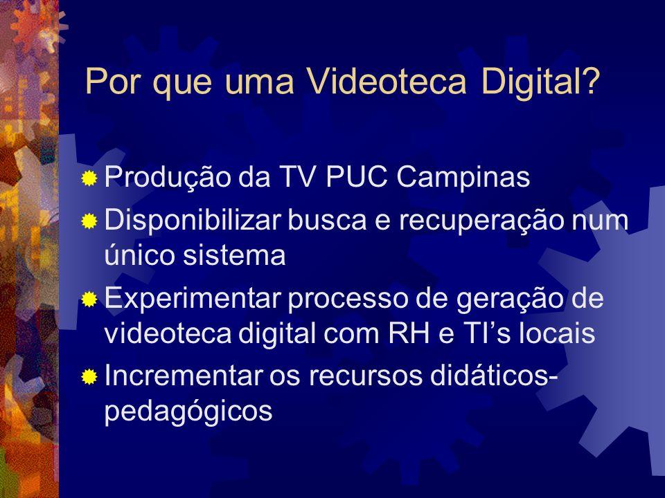 Resumo Os objetos digitais provenientes de programação de TV universitária trazem conteúdo de interesse educacional e se constituem ferramentas eficazes de aprendizagem no ensino a distância – EAD.