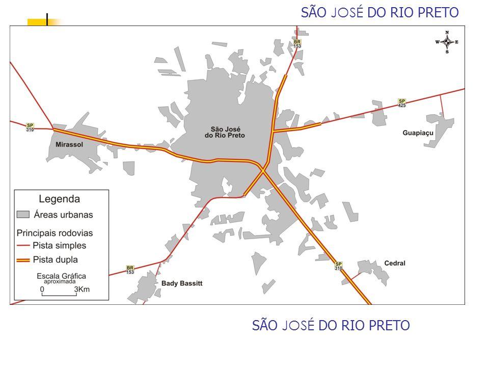 Espaços livres em megacidades SÃO JOSÉ DO RIO PRETO