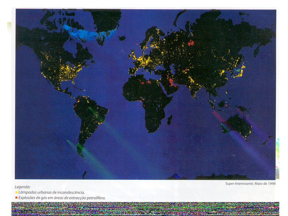 Espaços livres em megacidades
