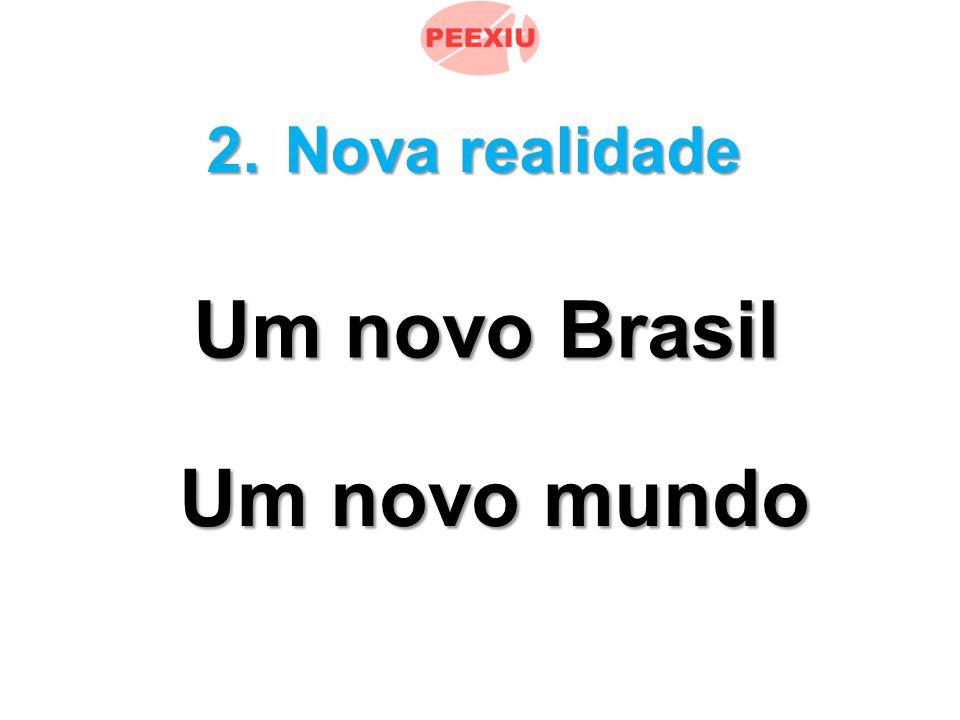 Censo Demográfico de 2010 Censo 2010 (IBGE) População O Brasil tem 190.732.694 habitantes.
