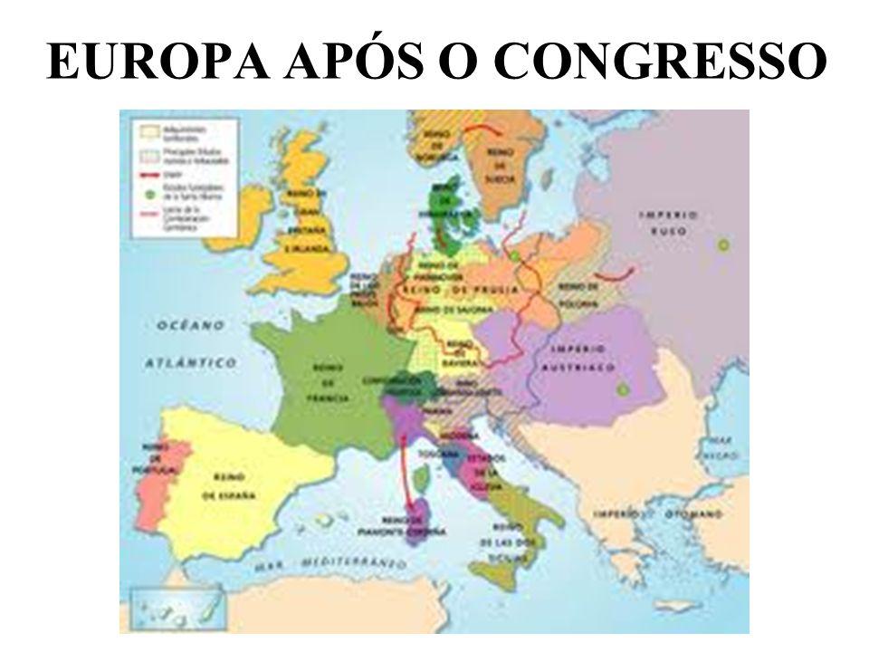 EUROPA APÓS O CONGRESSO