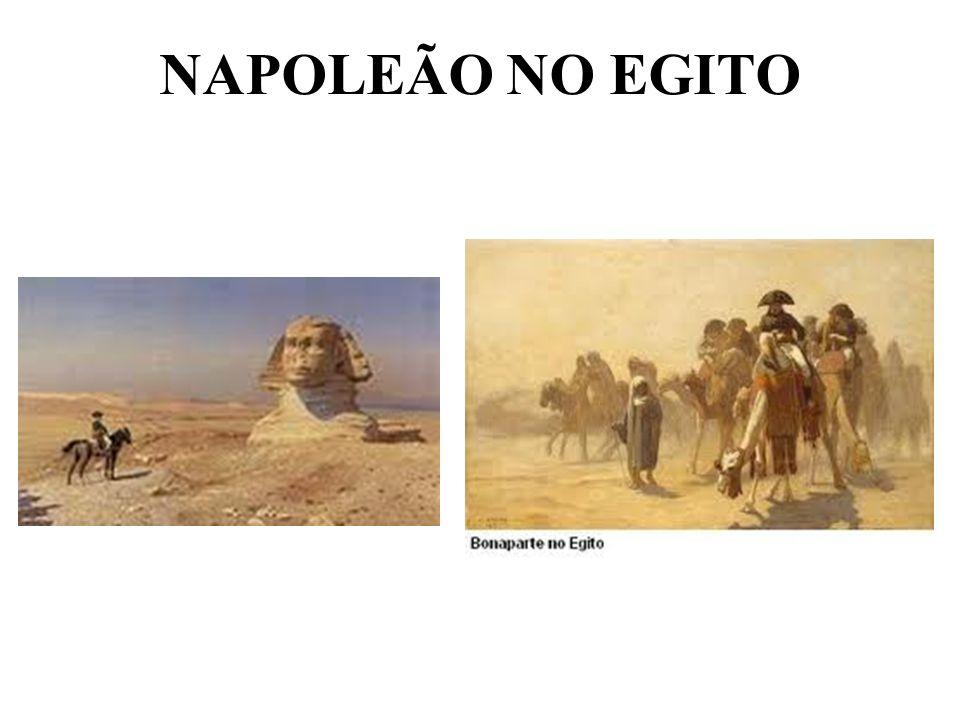 NAPOLEÃO NO EGITO