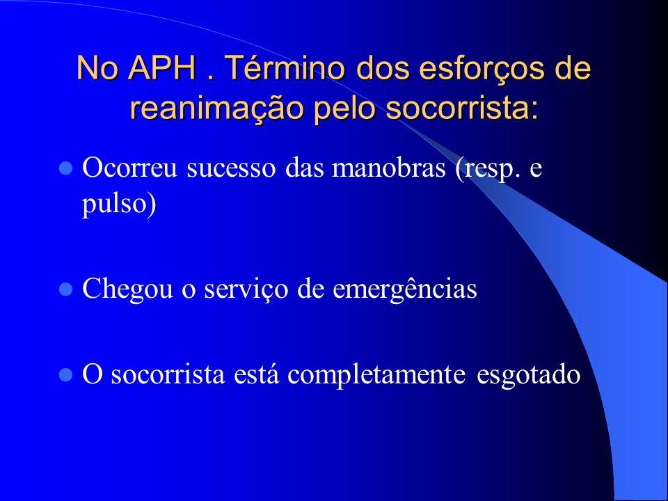 Protocolo para a desfibrilação automática externa (reanimador 2) Se o paciente continuar em FV ( continuar a RCR por 1min) Se a unidade indicar choque