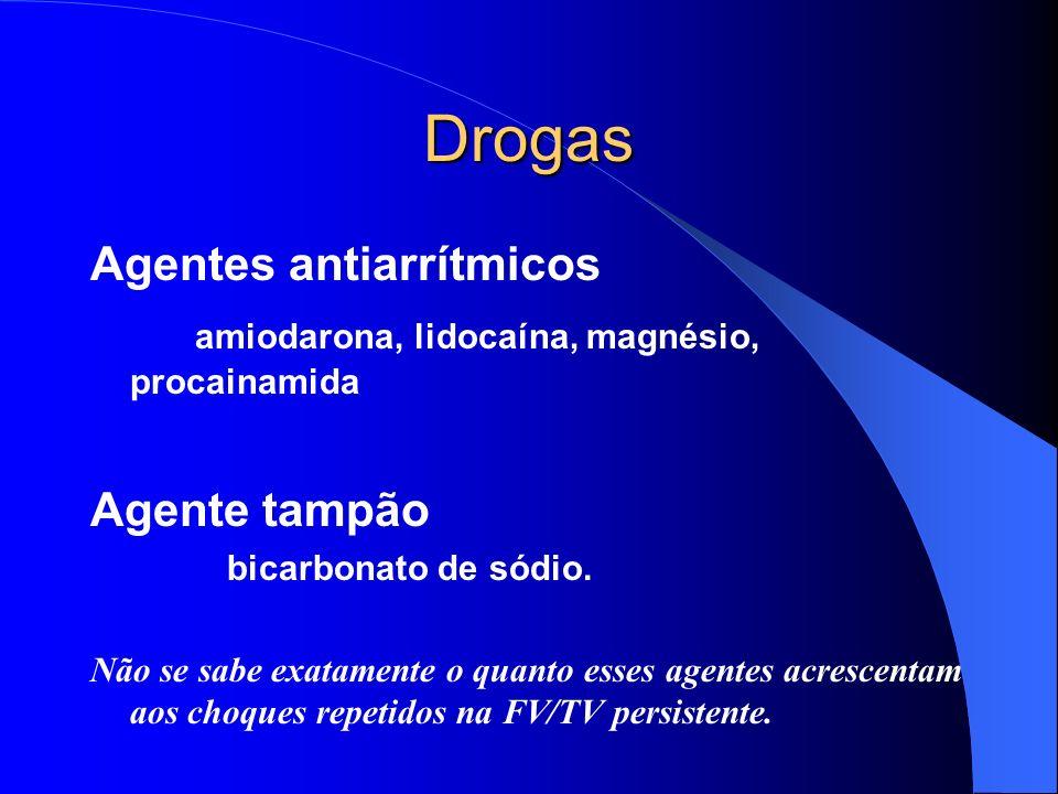 Classificação das drogas quanto provável Classe I (definitivamente útil) Classe IIa (aceitável, provavelmente efetivo): Classe IIb (aceitável, possive