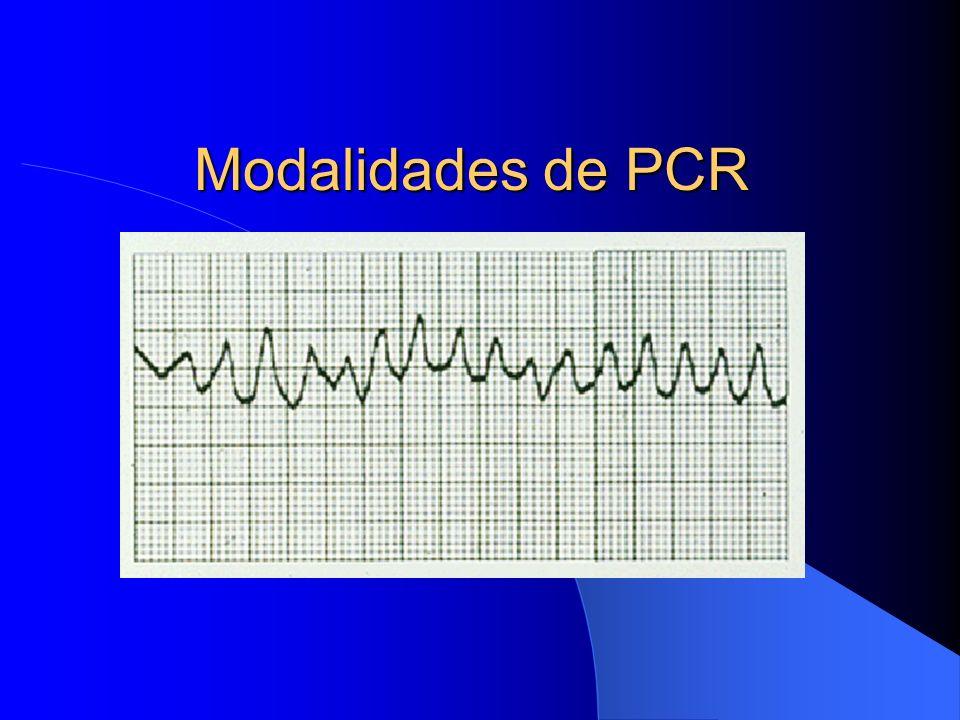 Modalidades de PCR