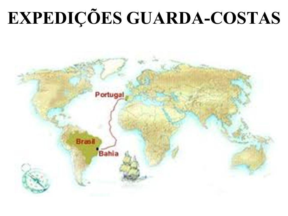EXPEDIÇÕES GUARDA-COSTAS