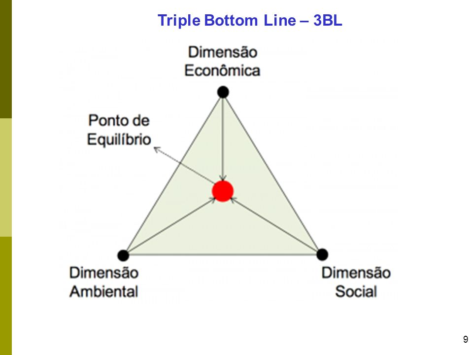 9 Triple Bottom Line – 3BL