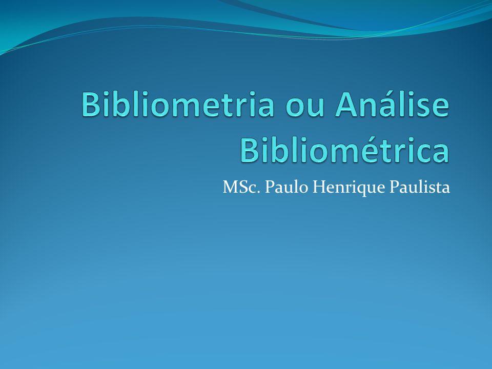 MSc. Paulo Henrique Paulista