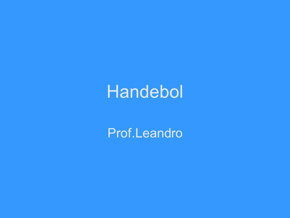 Histórico O Handebol sofreu por um processo de adaptação, primeiro foi criado o handebol de campo, passando depois para o indoor Pode-se dizer que estes nomes são referências no histórico:Holger Nielsen, Max heiser porém a criação é o alemão Karl Schelenz em 1915.