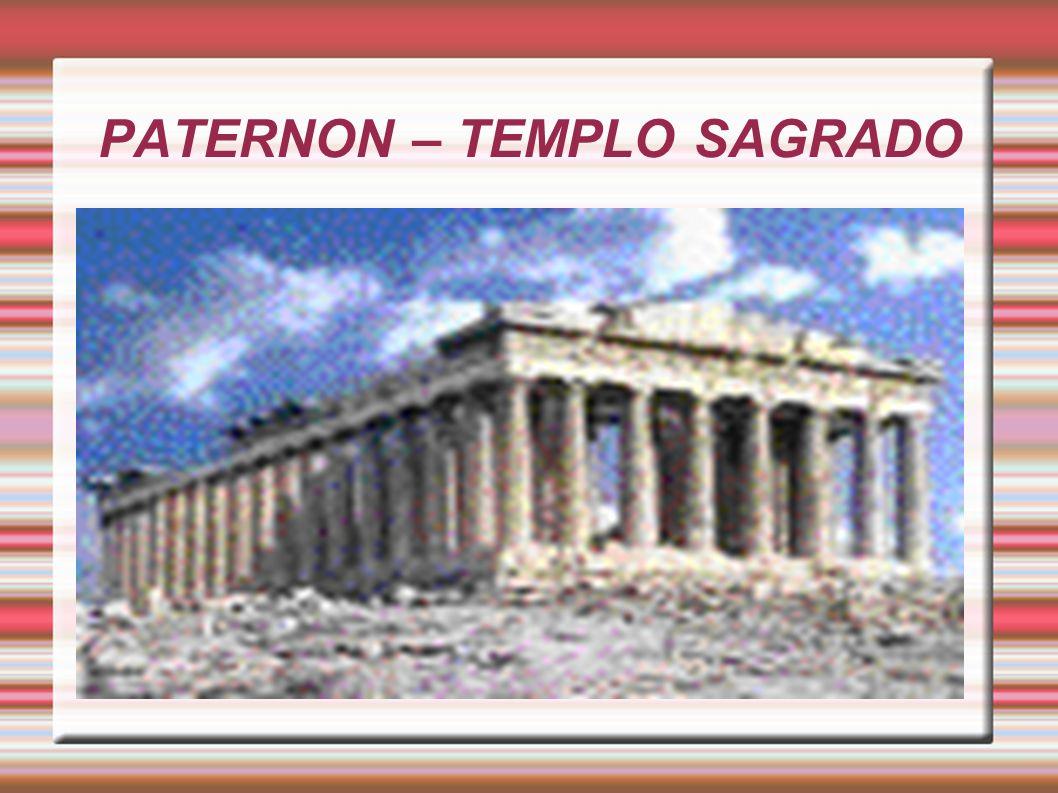 PATERNON – TEMPLO SAGRADO Título