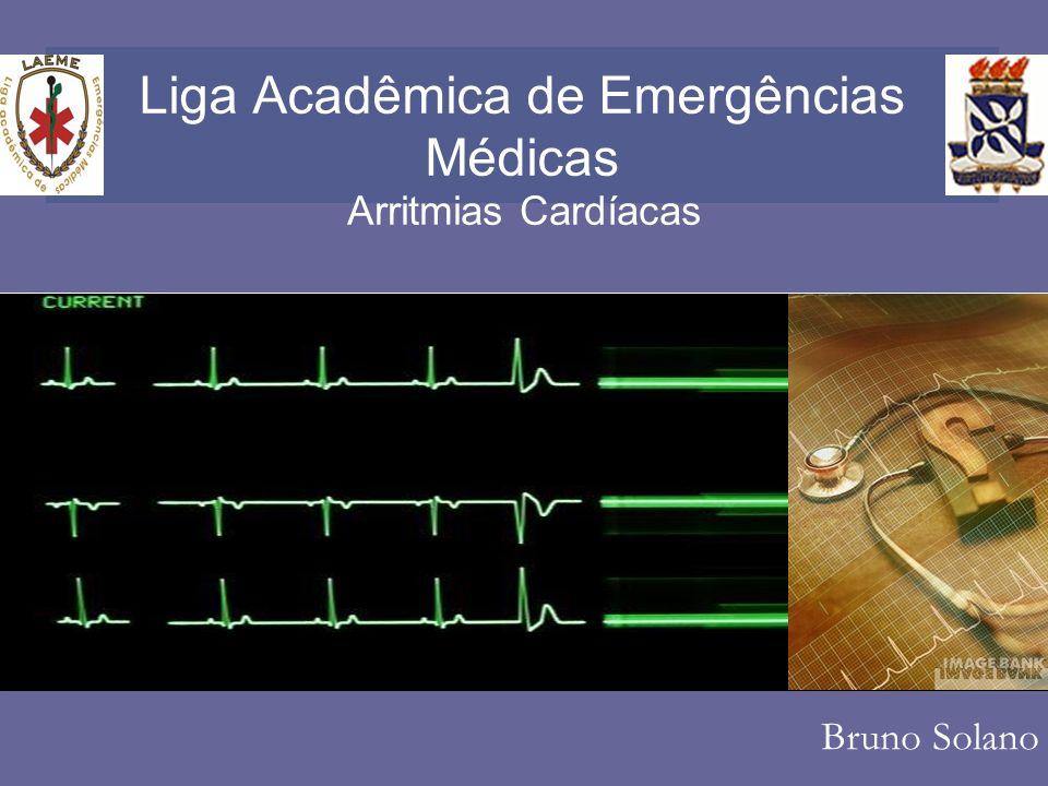 Objetivos.Identificar no ECG as arritmias mais comuns;.