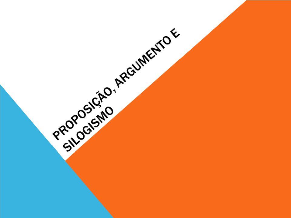 princípios da argumentação Teoria da argumentação DEFINIÇÃO E PRINCÍPIOS O Órganon (instrumento): Primeira sistematização da lógica.