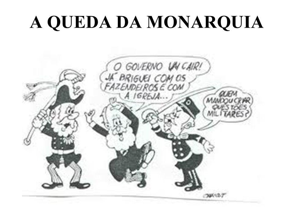 A QUEDA DA MONARQUIA