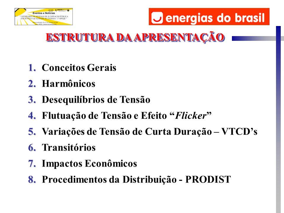 EFEITOS HARMÔNICOS EM CABOS ELÉTRICOS Constituição Física dos Cabos Isolados Cabo Tripolar (XLPE)