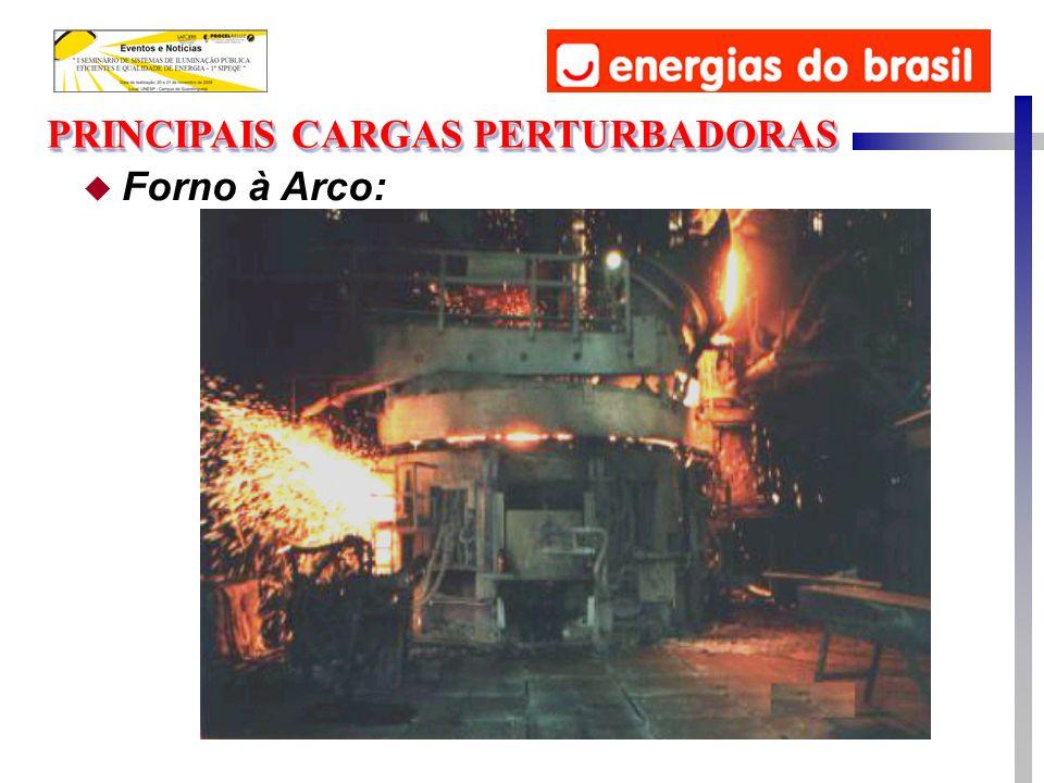 u Forno à Arco: PRINCIPAIS CARGAS PERTURBADORAS