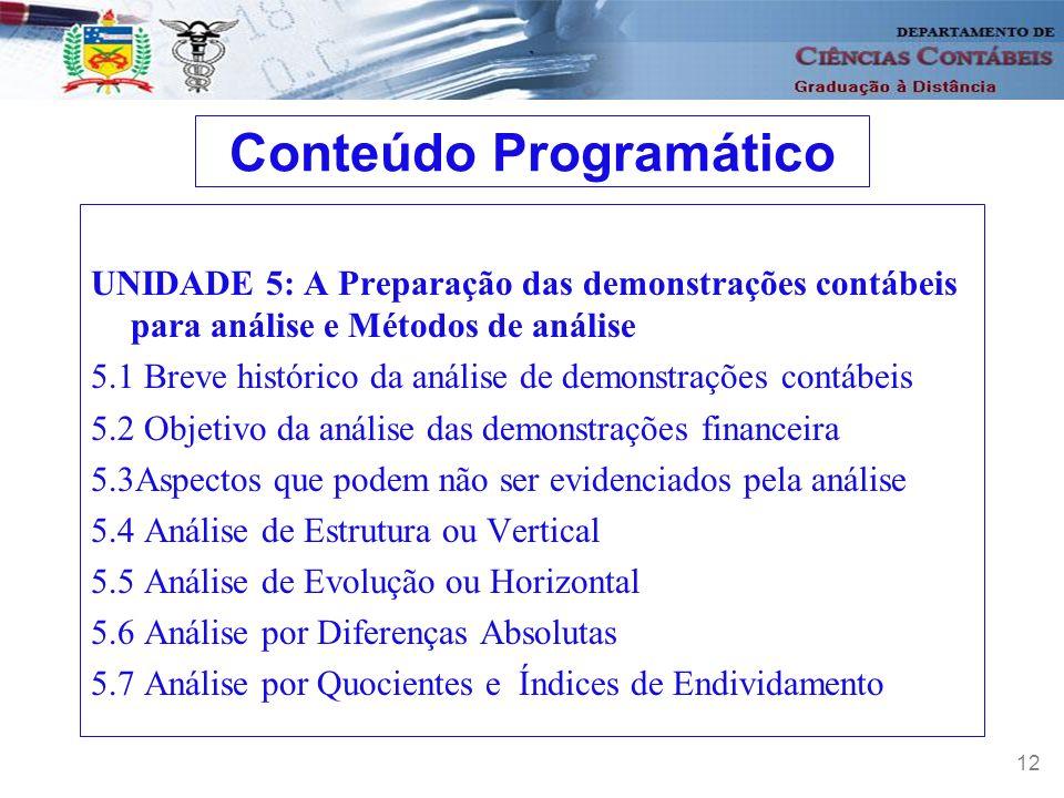 13 A conscientização em assegurar um bom ensino não depende somente do repasse de conhecimentos e sim da reciprocidade de informações obtidas com todo público acadêmico.