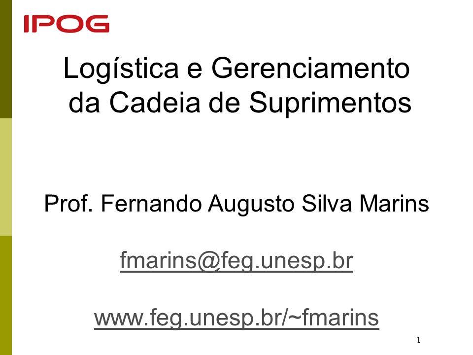 2 Sumário Logística Cenário Fatores para o Desenvolvimento da Logística Bases da Logística Integrada Conceitos Definição Pesquisa Operacional Aplicada à Logística Gerenciamento da Cadeia de Suprimentos Linha do Tempo Definições Dificuldades Fatores para Sucesso Estudo de Casos (BASF, SCOR, VW, Peugeot) Modelo de SCM do GSCF - Global Supply Chain Forum