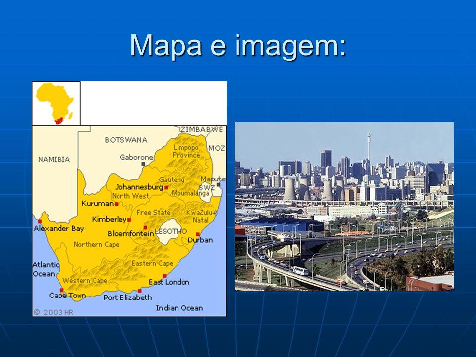 Mapa e imagem: