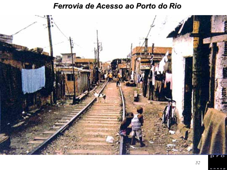 52 Ferrovia de Acesso ao Porto do Rio