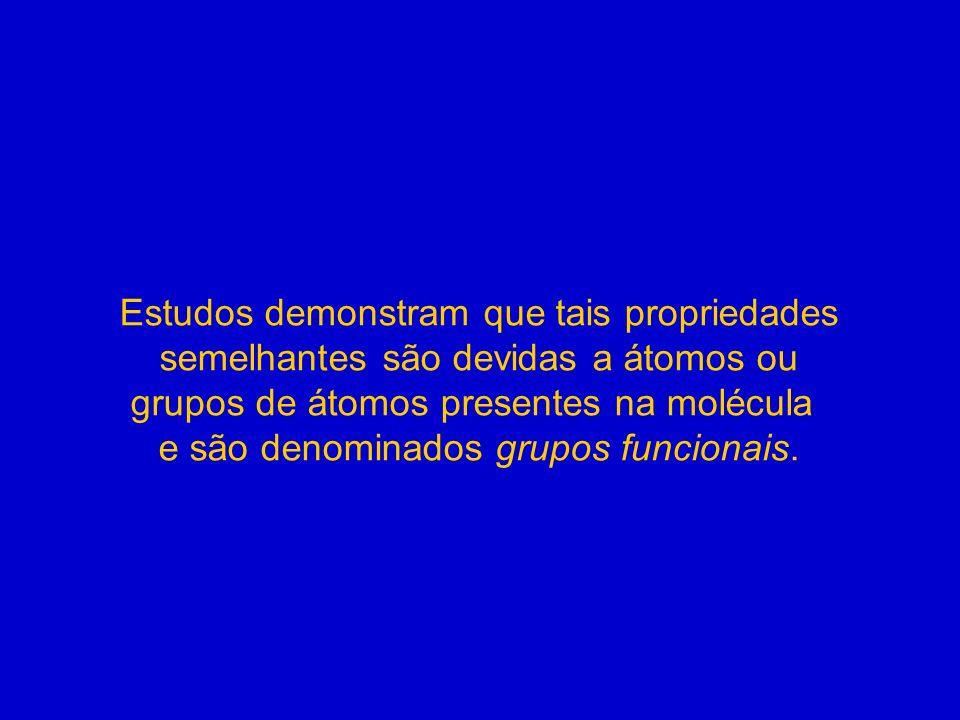 Exemplo de grupo funcional presente na...... função éster.