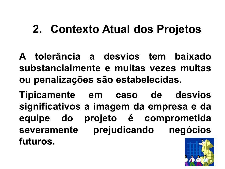 Dependências externas (External dependencies) Envolvem o relacionamento entre as atividades do projeto e as fora dele.