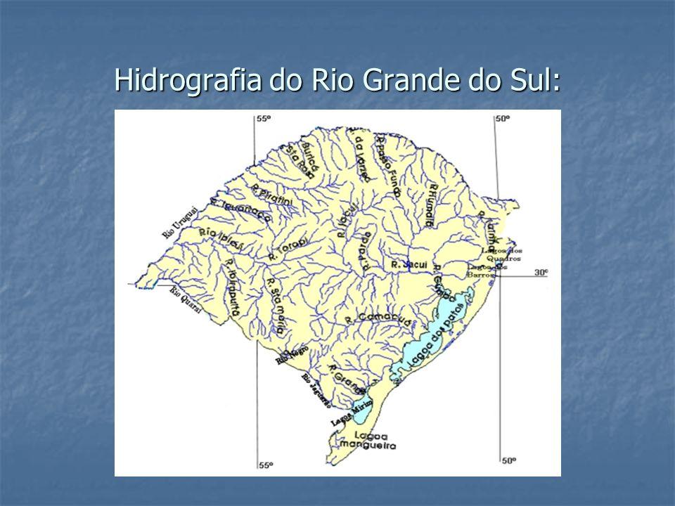 Hidrografia do Rio Grande do Sul: