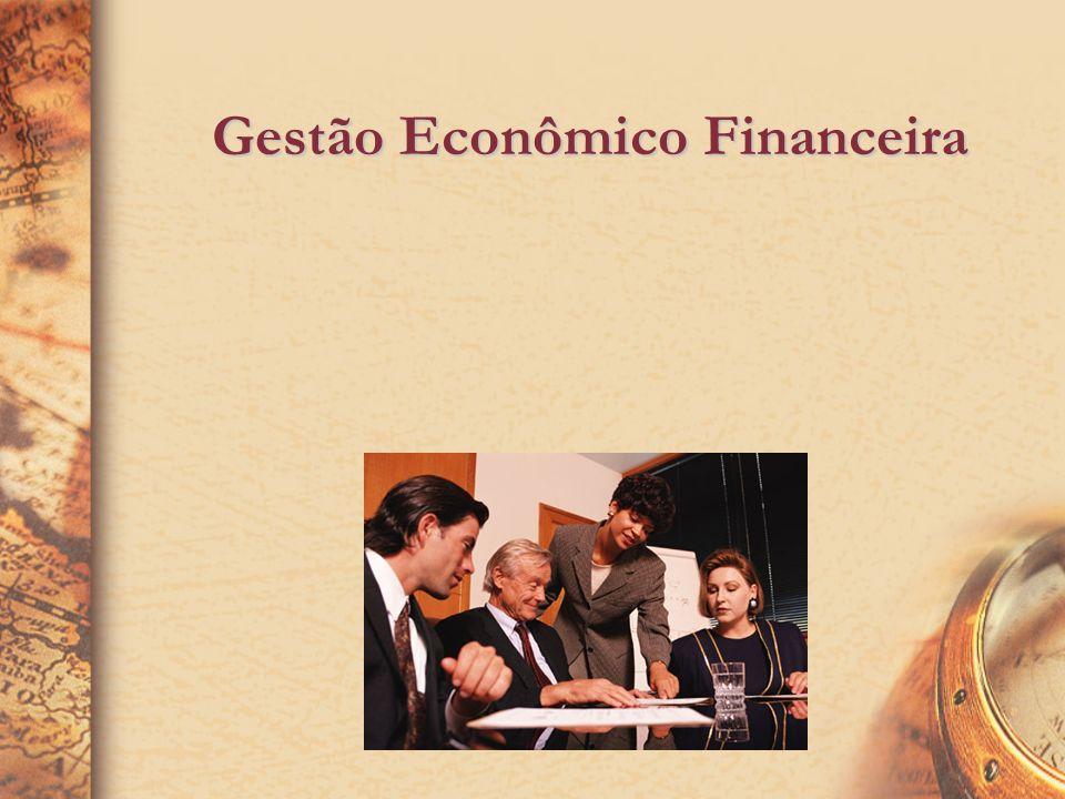 Gestão Econômico Financeira