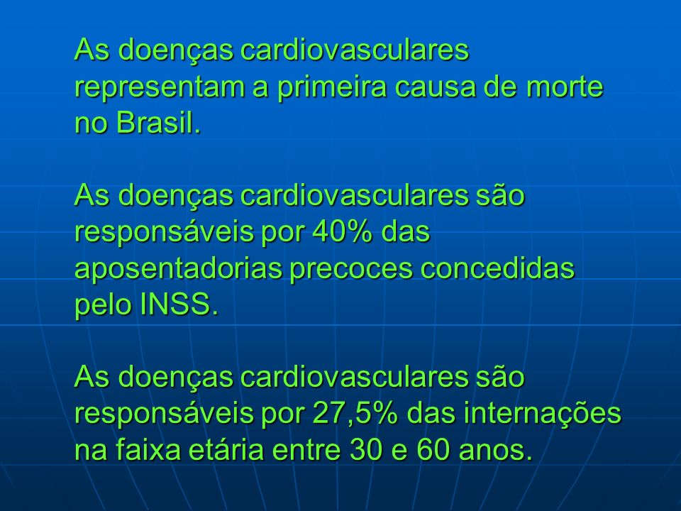 Mortalidade por Causas Brasil - 2002