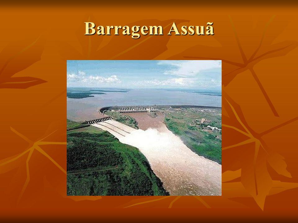 Barragem Assuã