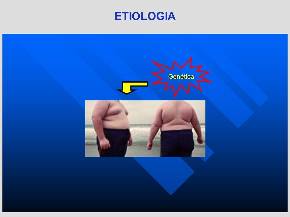 ETIOLOGIA Genética