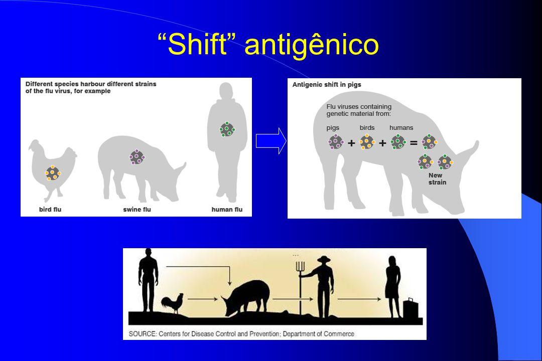 Shift antigênico