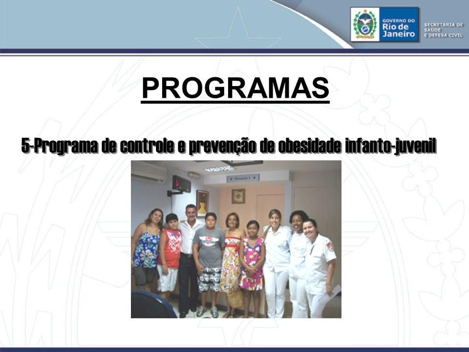 PROGRAMAS 5-Programa de controle e prevenção de obesidade infanto-juvenil