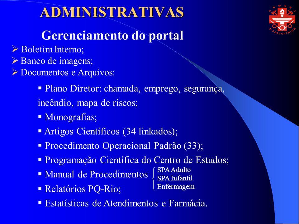 Plano Diretor: chamada, emprego, segurança, incêndio, mapa de riscos; Monografias; Artigos Científicos (34 linkados); Procedimento Operacional Padrão