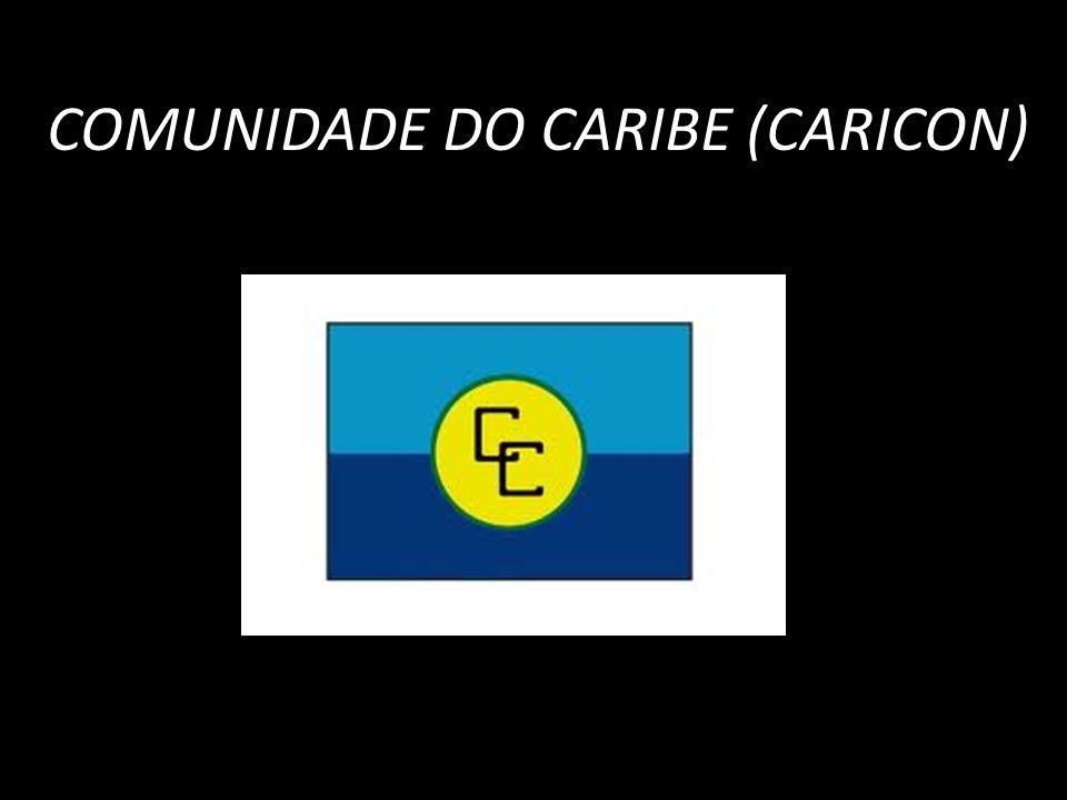 CARICON COMUNIDADE DO CARIBE (1973).
