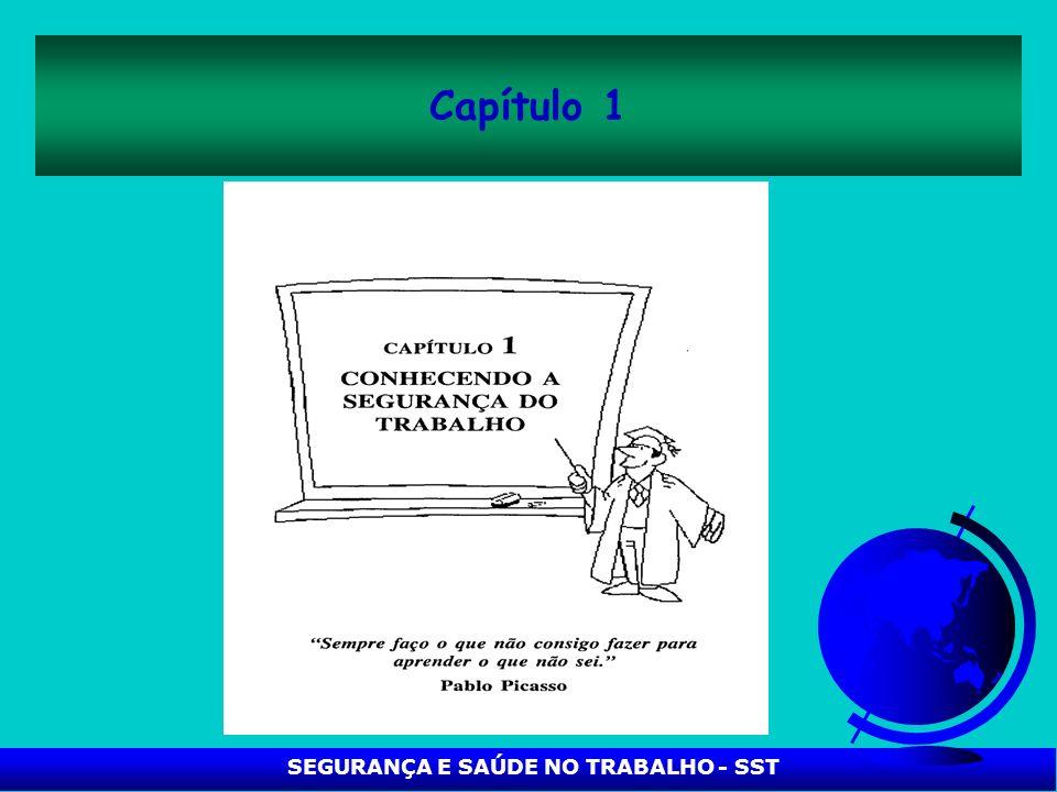 SEGURANÇA E SAÚDE NO TRABALHO - SST Capítulo 1