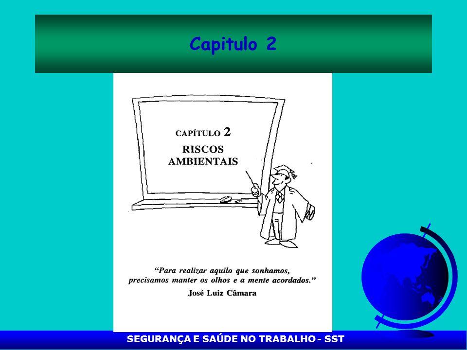 SEGURANÇA E SAÚDE NO TRABALHO - SST Capitulo 2