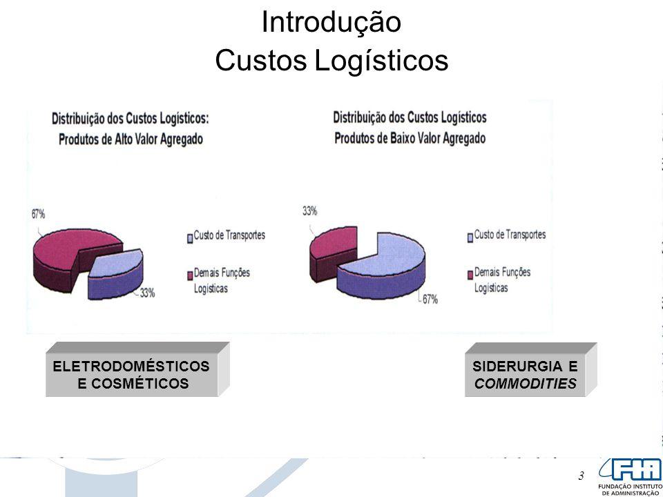 14 Ações: Multimodalidade - integração entre modais de transporte.