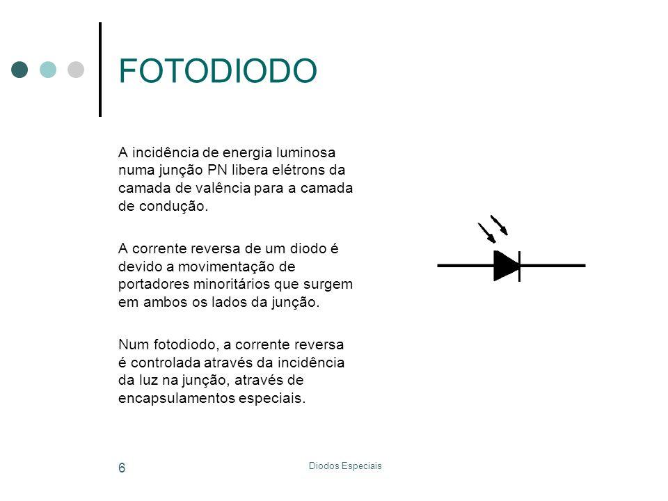 Diodos Especiais 17 TRIPLICADOR E QUADRIPLICADOR DE TENSÃO