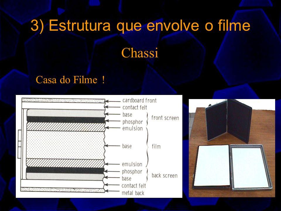 3) Estrutura que envolve o filme Casa do Filme ! Chassi