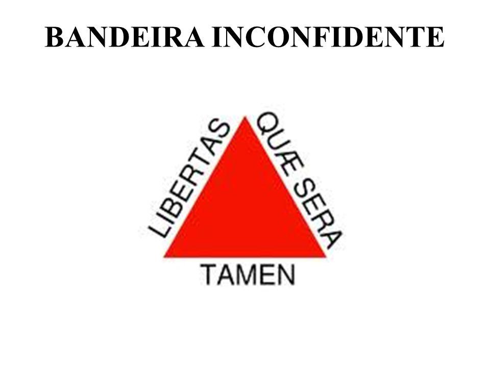 BANDEIRA INCONFIDENTE