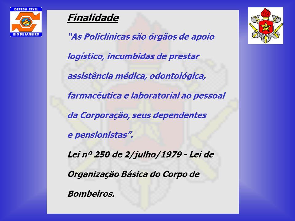 Definição A 3ª Policlínica - Niterói é uma Unidade Mista de Promoção e Assistência à Saúde em regime ambulatorial e de Pronto- Atendimento, conforme definições da Agência Nacional de Vigilância Sanitária e do Conselho Regional de Medicina do Estado do Rio de Janeiro.