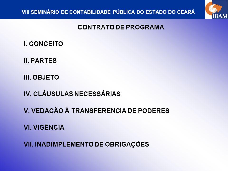 VIII SEMINÁRIO DE CONTABILIDADE PÚBLICA DO ESTADO DO CEARÁ CONTATO MARCOS PAULO MARQUES ARAÚJO ADVOGADO ASSESSOR JURÍDICO DO IBAM ESPECIALISTA EM DIREITO DA ADMINISTRAÇÃO PÚBLICA PELO CEDAP/UFF mpaulo@ibam.org.br