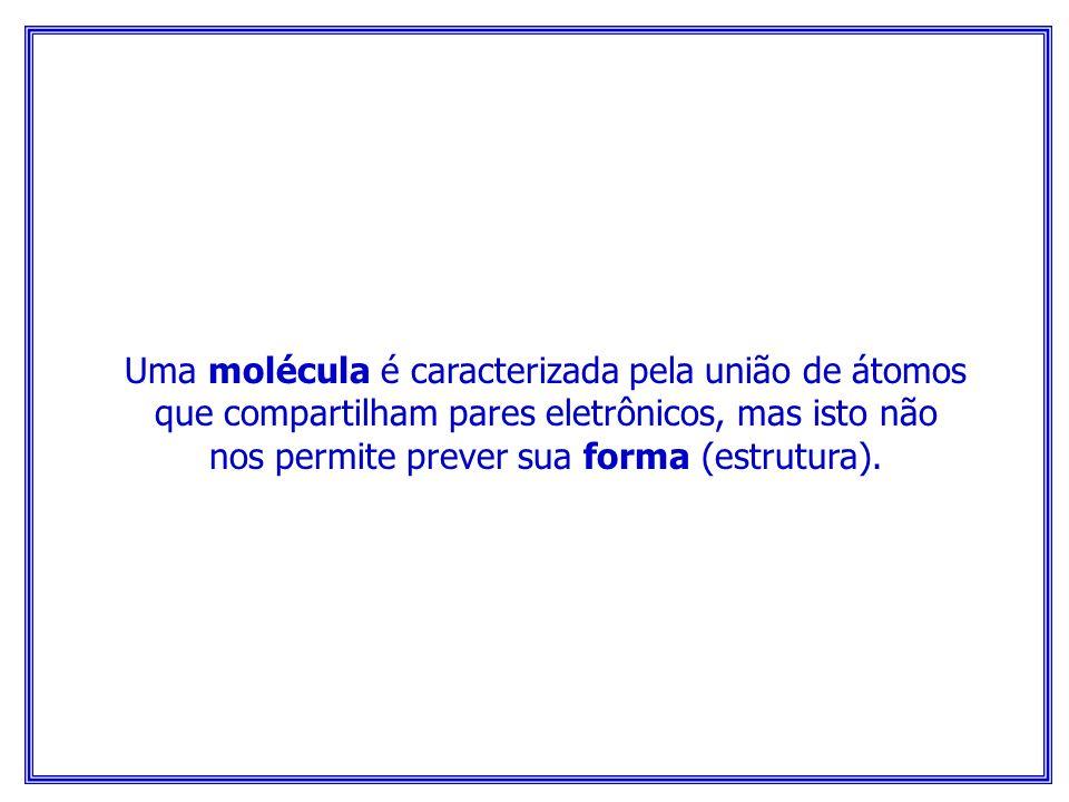 G e o m e t r i a molecular Luiz Antônio Tomaz Turmas 101-102
